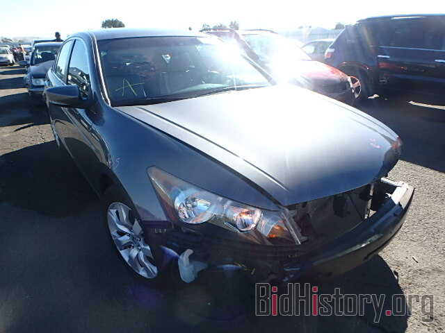 Photo 1HGCP36889A013613 - HONDA ACCORD 2009