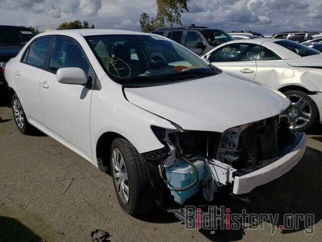 Photo JTDBU4EE0C9174529 - TOYOTA COROLLA 2012