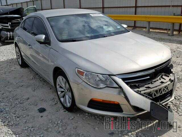 Photo WVWMN7ANXBE718893 - VOLKSWAGEN CC 2011