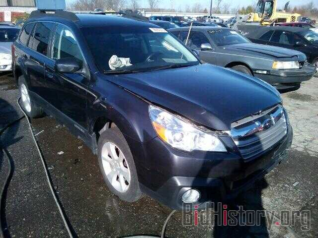 Photo 4S4BRBCC0D3298582 - SUBARU OUTBACK 2013