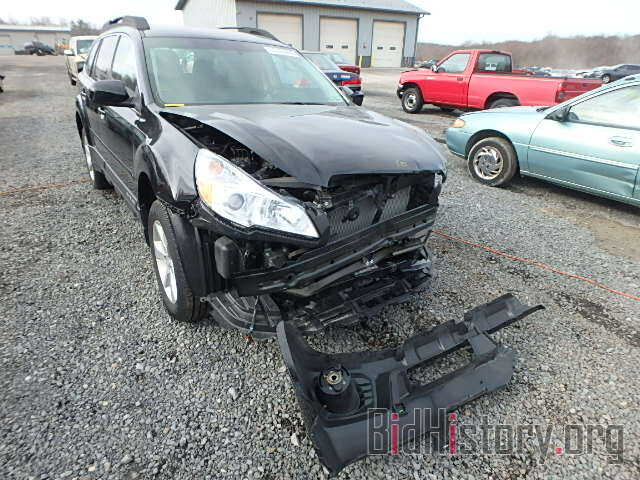 Photo 4S4BRBCC1D3271083 - SUBARU OUTBACK 2013