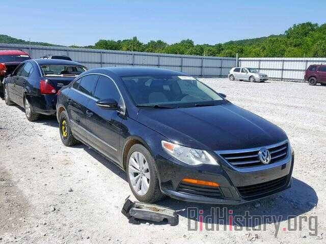 Photo WVWMN7AN6BE706191 - VOLKSWAGEN CC 2011