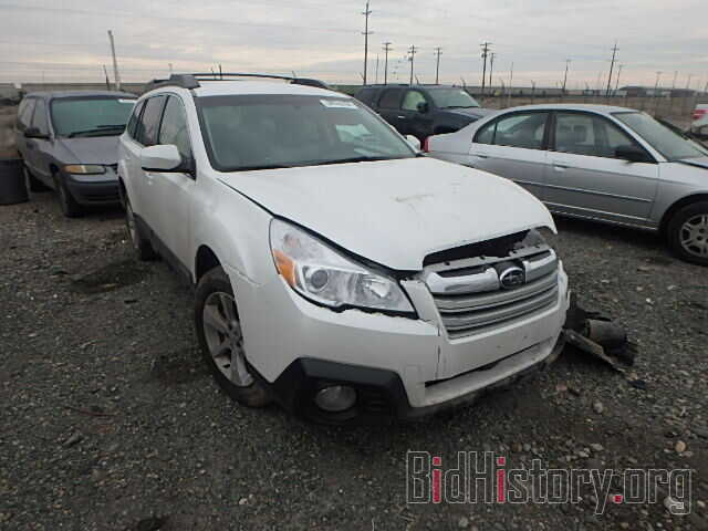 Photo 4S4BRBCC6D3319824 - SUBARU OUTBACK 2013