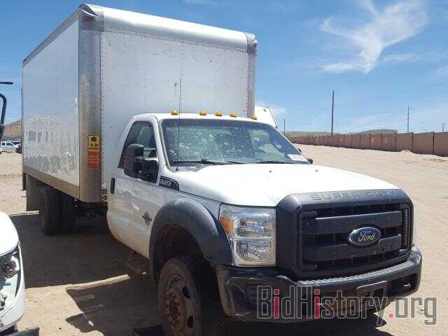 Photo 1FDUF4GT1EEB02646 - FORD F450 2014