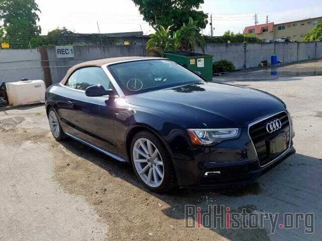 Photo WAUMFAFH9FN003359 - AUDI A5 2015