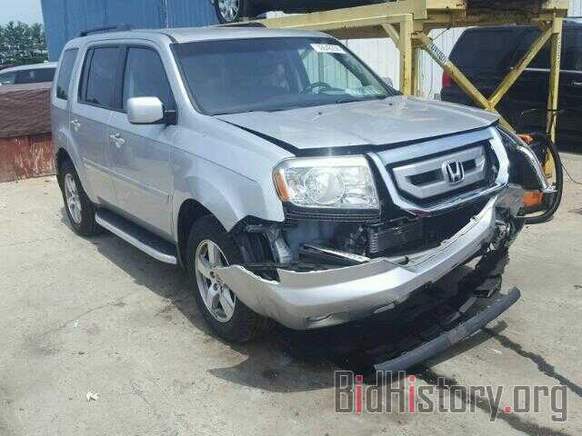 Photo 5FNYF4H46BB085673 - HONDA PILOT 2011