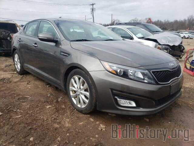 Photo 5XXGN4A78EG302614 - KIA OPTIMA 2014