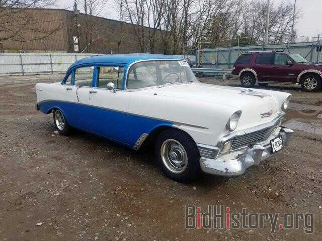Photo B56A104421 - CHEVROLET ALL OTHER 1956