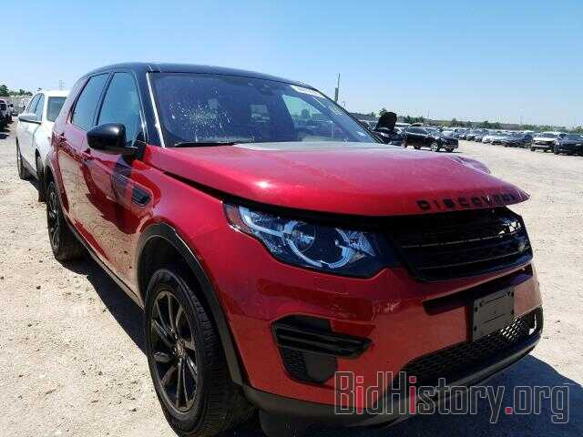 Фотография SALCP2RX2JH761306 - LAND ROVER DISCOVERY 2018