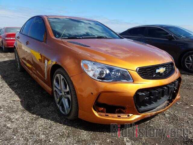 Photo 6G3F15RW7HL305522 - CHEVROLET ALL OTHER 2017