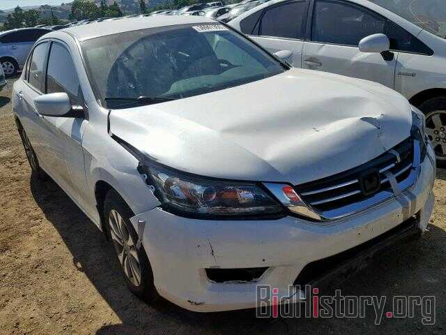 Фотография 1HGCR2F39EA135139 - HONDA ACCORD LX 2014