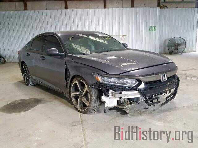 Photo 1HGCV1F33JA252831 - HONDA ACCORD SPO 2018