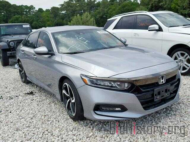 Photo 1HGCV1F34JA071222 - HONDA ACCORD SPO 2018