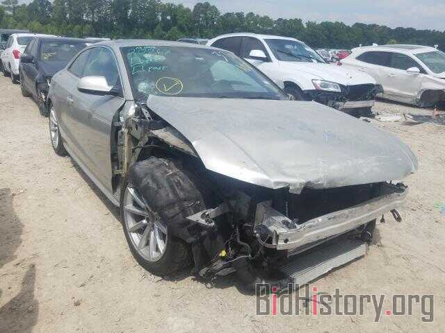 Photo WAUMFAFR6FA049943 - AUDI A5 2015