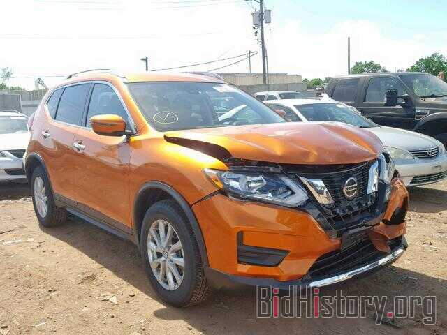 Фотография JN8AT2MV0KW372861 - NISSAN ROGUE S 2019