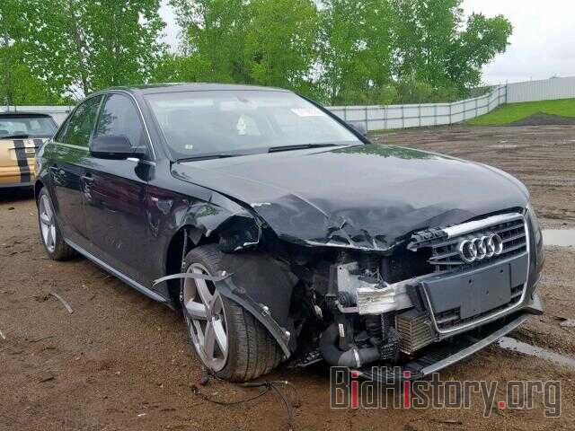 Photo WAUFFAFL1CN006815 - AUDI A4 2012