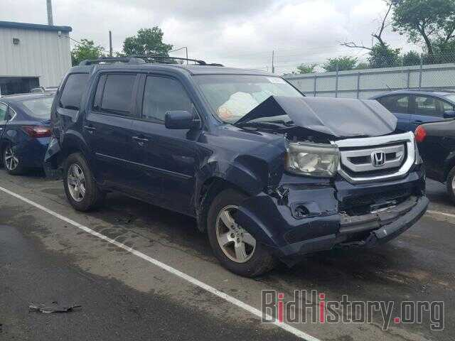Photo 5FNYF4H62BB073439 - HONDA PILOT 2011