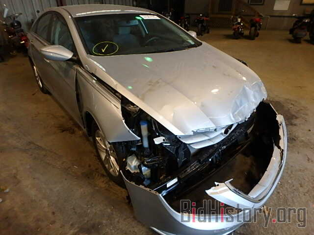 Photo 5NPEB4ACXDH701086 - HYUNDAI SONATA 2013