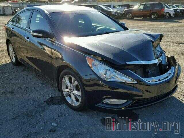Photo 5NPEC4ACXDH559545 - HYUNDAI SONATA 2013