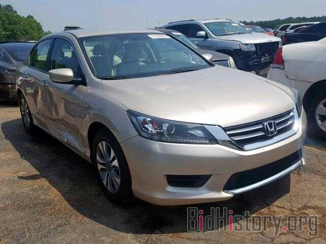 Фотография 1HGCR2F35EA167280 - HONDA ACCORD LX 2014