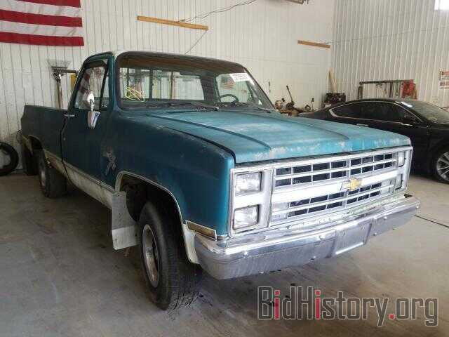 Photo 1GCDR14KXHF320346 - CHEVROLET ALL OTHER 1987