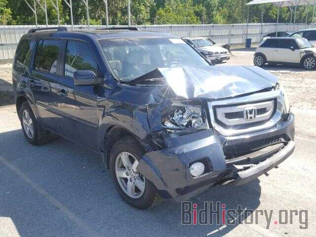 Photo 5FNYF3H51BB020572 - HONDA PILOT 2011