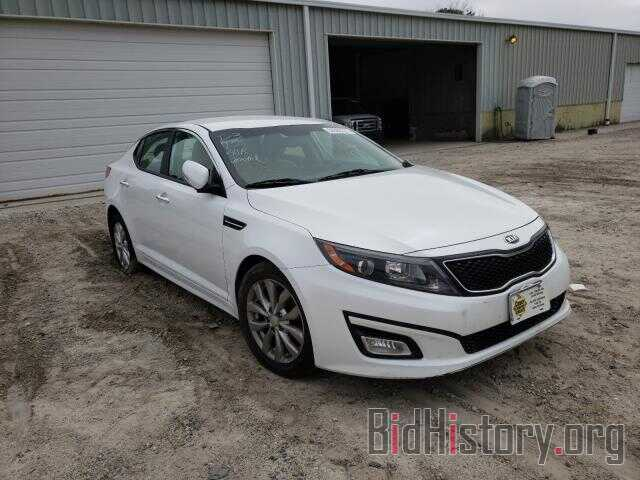 Photo 5XXGN4A71FG411224 - KIA OPTIMA 2015