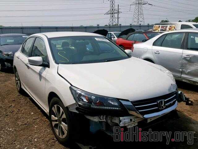 Фотография 1HGCR2F30EA257601 - HONDA ACCORD LX 2014