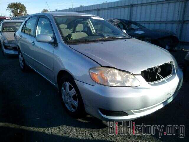 Photo JTDBR32E170116746 - TOYOTA COROLLA 2007