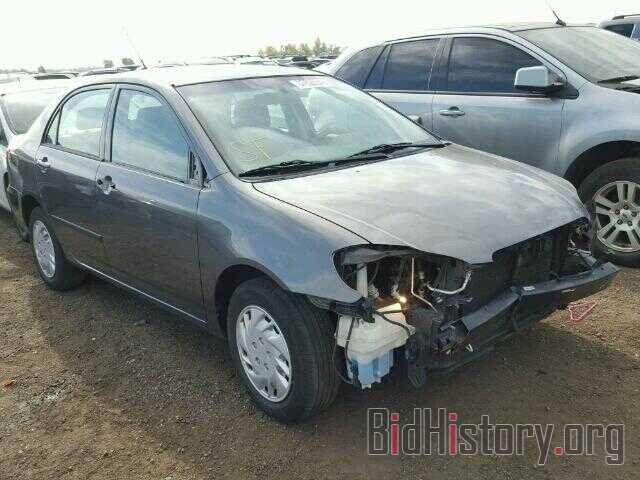 Photo 1NXBR32E07Z861668 - TOYOTA COROLLA 2007