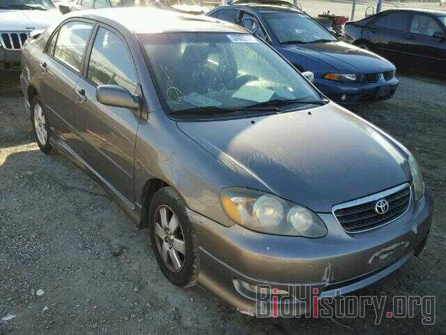 Photo 1NXBR30E67Z799129 - TOYOTA COROLLA 2007