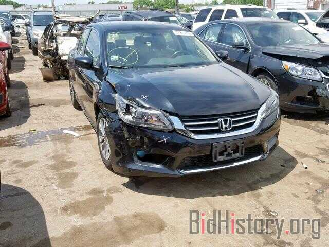 Фотография 1HGCR2F30EA003967 - HONDA ACCORD LX 2014