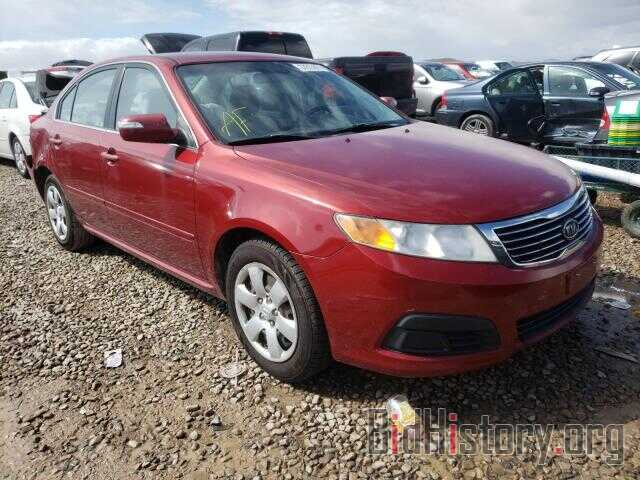 Photo KNAGG4A8XA5383887 - KIA OPTIMA 2010