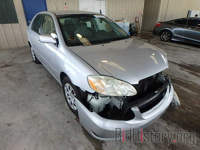 Photo 1NXBR32E87Z900393 - TOYOTA COROLLA 2007