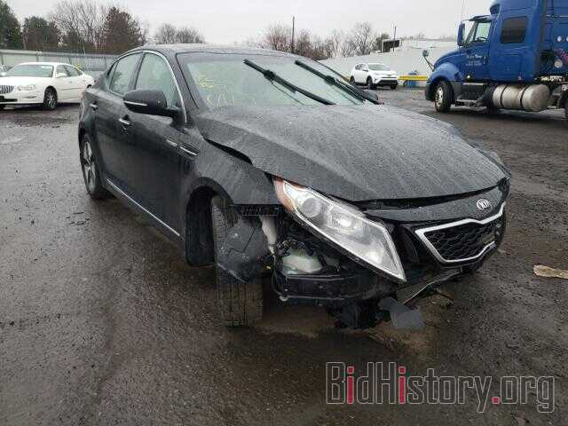 Photo KNAGM4AD7D5045924 - KIA OPTIMA 2013