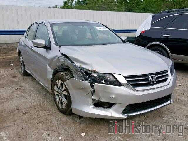 Фотография 1HGCR2F39EA060099 - HONDA ACCORD LX 2014