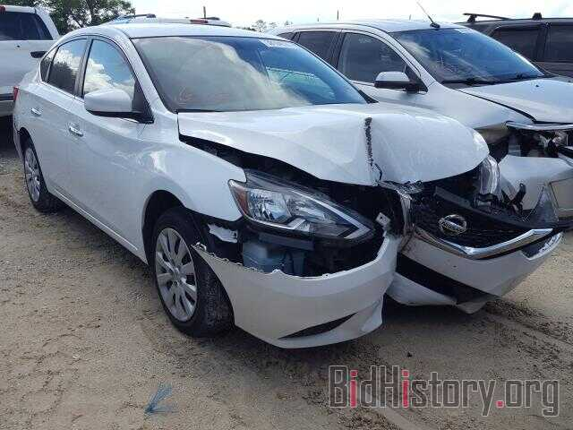 Photo 3N1AB7AP8GY239687 - NISSAN SENTRA 2016