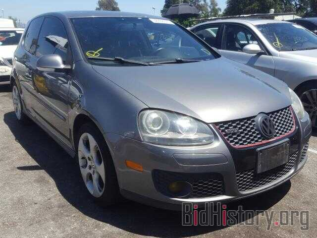Photo WVWFV71K17W209789 - VOLKSWAGEN NEW GTI FA 2007