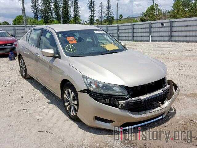Фотография 1HGCR2F32EA242291 - HONDA ACCORD LX 2014