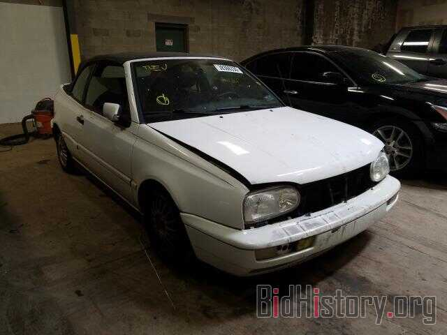 Photo 3VWBA81E9VM808282 - VOLKSWAGEN CABRIO 1997