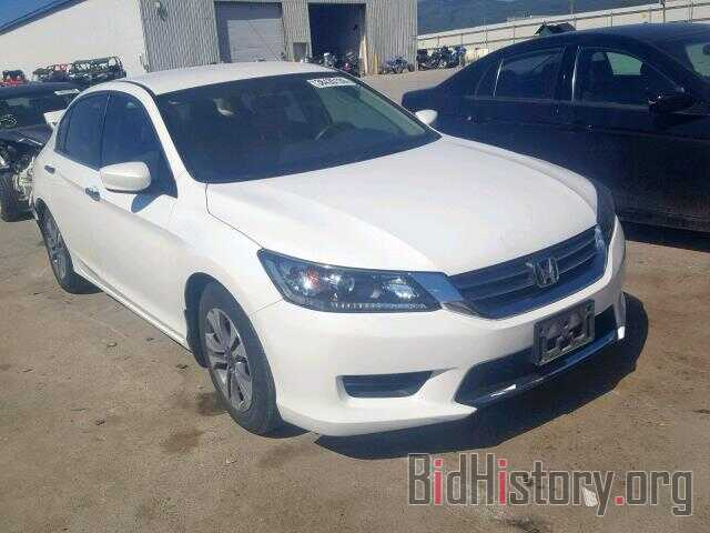 Фотография 1HGCR2F37EA020541 - HONDA ACCORD LX 2014