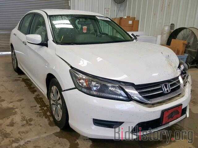 Фотография 1HGCR2F34EA204903 - HONDA ACCORD LX 2014