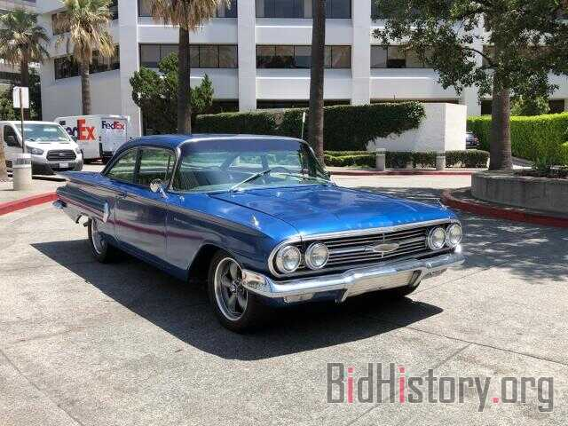 Photo 01211K148444 - CHEVROLET ALL OTHER 1960