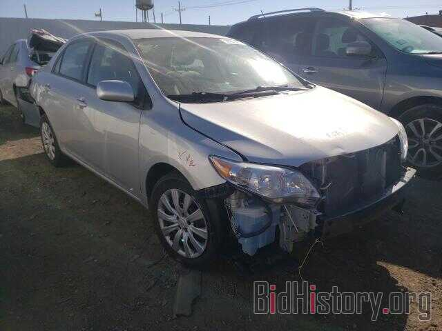 Photo 5YFBU4EE3CP019144 - TOYOTA COROLLA 2012