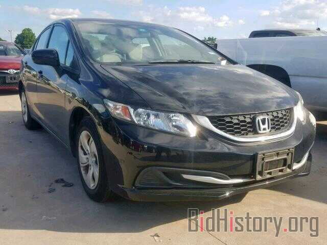 Photo 19XFB2F57FE032432 - HONDA CIVIC LX 2015