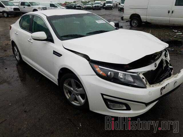 Photo KNAGM4A72F5573741 - KIA OPTIMA 2015