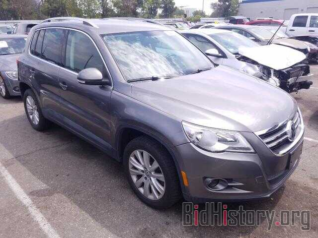 Photo WVGAV75N89W065476 - VOLKSWAGEN TIGUAN 2009