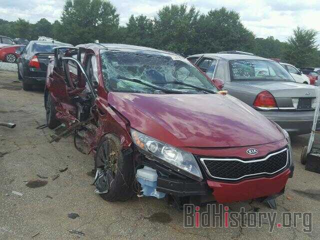 Photo 5XXGR4A61CG027838 - KIA OPTIMA 2012
