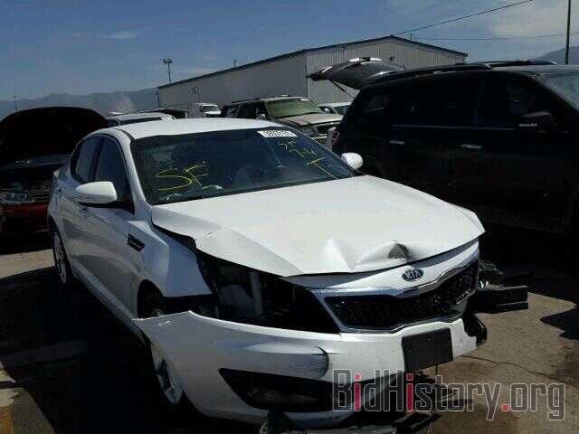 Photo 5XXGM4A77CG047633 - KIA OPTIMA 2012