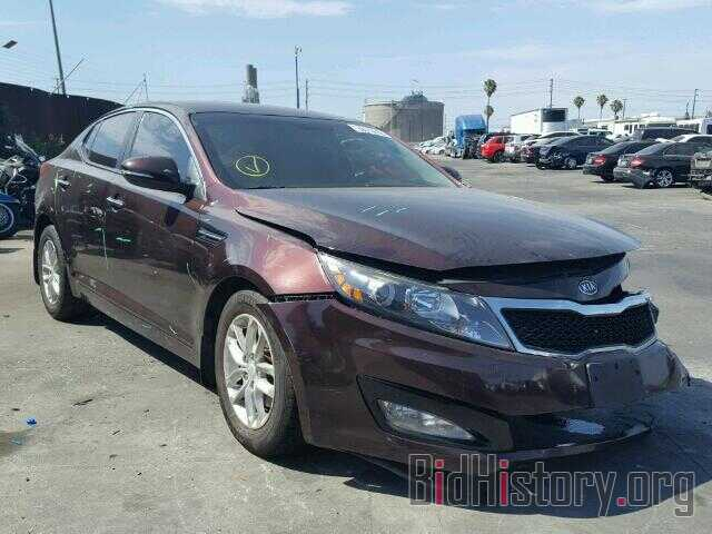 Photo 5XXGM4A70CG051815 - KIA OPTIMA 2012